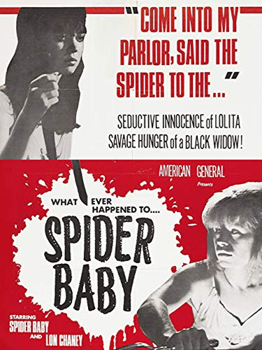 Spider Baby directed by Jack Hill