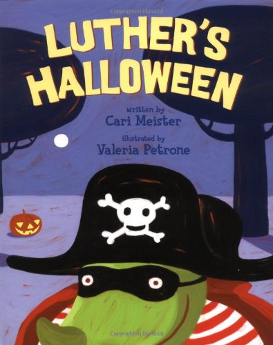 Luther's Halloween