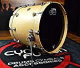 DW Performance Series Bass Drum 22 x 18 in. Natural