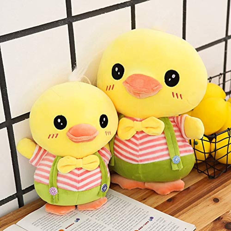 Esperando por ti Moonyue Pato Amarillo de de de Peluche de Juguete de Dibujos Animados Lindo Pato muñeca rellena Suave muñecas Animales Niños Niños Juguetes Regalo de cumpleaños Amarillo 60 cm  80% de descuento