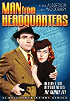 Man from Headquarters / [DVD] [Import]