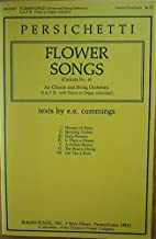 Best persichetti flower songs Reviews