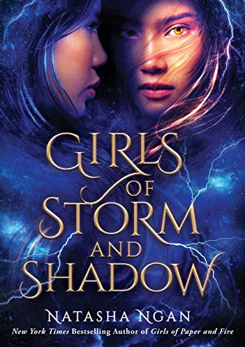 Girls of Storm and Shadow (Girls of Paper and Fire) (English Edition)