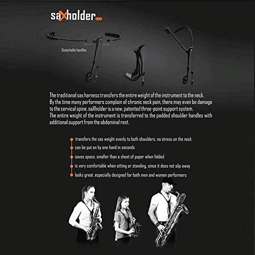 jazzlab/saxholderPROサックスホルダー・プロ