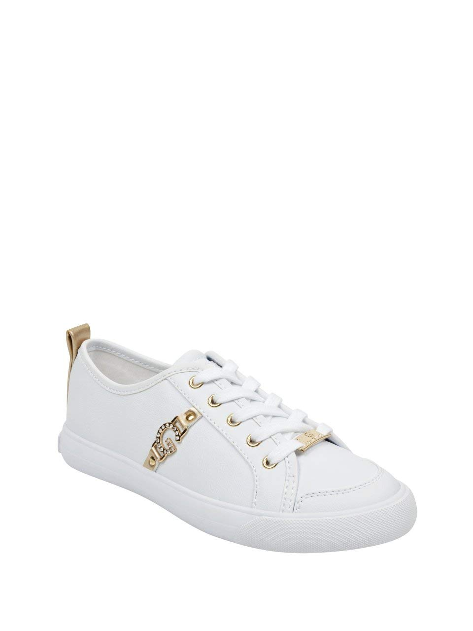 GUESS Womens Banx Low Top Sneakers