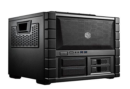 Cooler Master HAF XB EVO Case per PC 'ATX, microATX, Mini-ITX, USB 3.0, Pannello Laterale in maglia' RC-902XB-KKN2