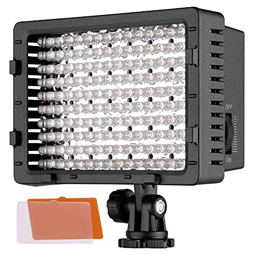 On-camera light