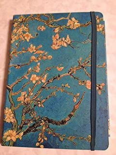 Vincent Van Gogh Journal ' Branch of an Almond Tree in Blossom'