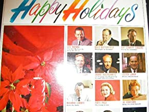 Happy Holidays -Columbia Special Production 1960 -Bobby Vinton, Les Brown, Patti Page