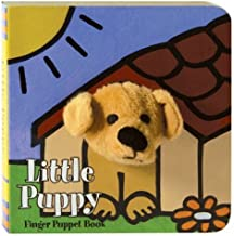 Little Puppy: Finger Puppet Book: (Puppet Book for Baby, Little Dog Board Book) (Little Finger Puppet Board Books)