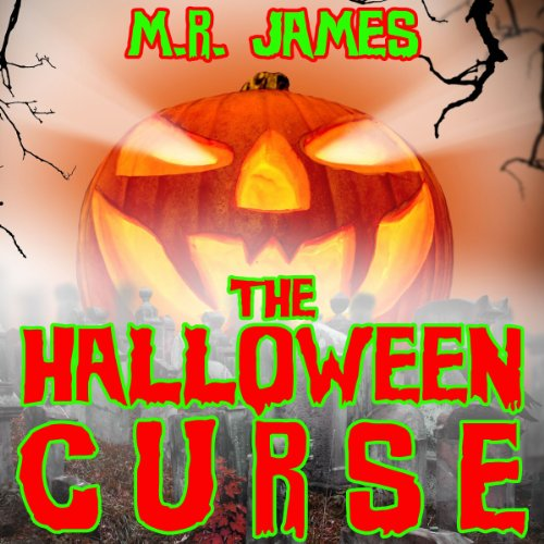 The Halloween Curse audiobook cover art