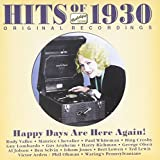 Hits Of 1930-happy Days A