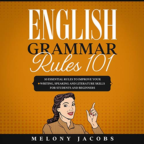 English Grammar Rules 101 cover art