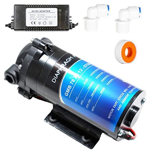 Gondzik GMB782412 200GPD 24 V 180 l/h 8,8 bar WQA Pompe à...