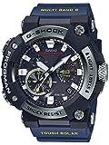 Casio GWFA1000-1A2 Frogman - Reloj de pulsera para hombre, 56,7 mm, carbono, acero inoxidable, color azul