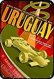 ERMUHEY The Funny Gran Prix Uruguay Automobile Race Vintage