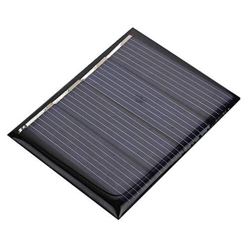 Haihuicer Luz Durable del jardín del polisilicio de la batería del Panel Solar de la célula Solar de 2V 0.3W Mini al Aire Libre