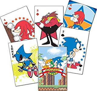 Best sonic playing cards Reviews