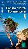 Eivissa/Ibiza-Formentera. 2 mapas excursionistas. Guías excursionista y BTT. Escala 1:50.000/1:30.000. Editorial Alpina. (ALPINA - Divers)
