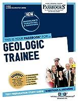 Geologic Trainee