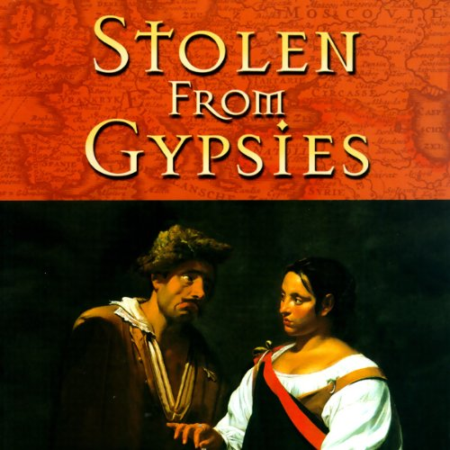 Stolen from Gypsies audiobook cover art