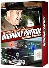 Best broderick crawford highway patrol Reviews