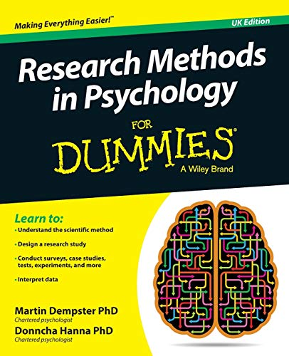 Research Methods in Psychology For Dummies
