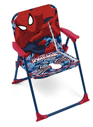 familie24 Kinder Campingstuhl Auswahl Klappstuhl Stuhl Sessel Gartenstuhl Darth Vader Yoda Lightning McQueen (Spiderman)