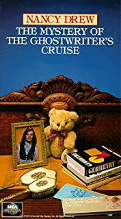 Nancy Drew: The Mystery of the Ghostwriter's Cruise VHS