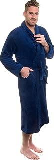Best mens navy robe Reviews