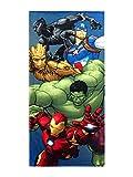 Marvel Avengers Infinity War Kids Bath/Pool/Beach Towel - Featuring The Avengers - Super