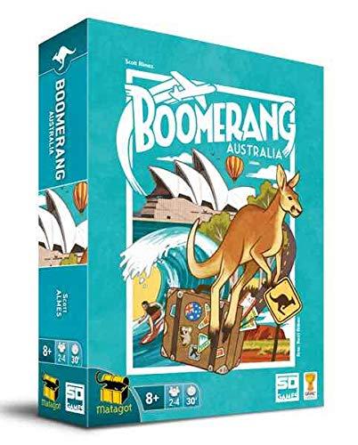 Boomerang Australia (Juego de Mesa)