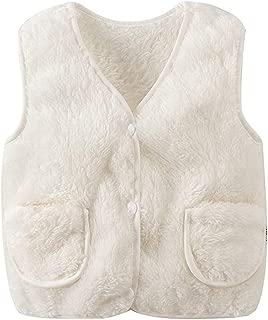 Best baby fluffy vest Reviews