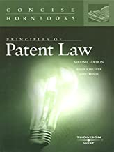 Principles of Patent Law (Concise Hornbook Series)