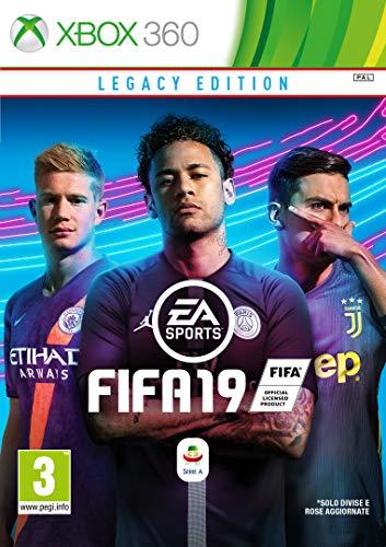 Fifa 19 - Legacy Edition - Importación Italiana