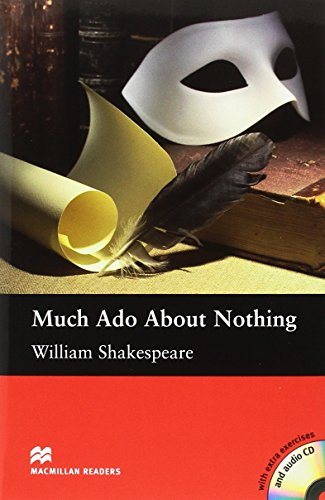 MR I Much Ado About Nothing Pk Macmillan Readers 2010