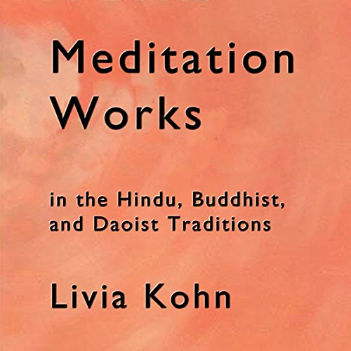 Meditation Works in the Daoist, Buddhist and Hindu Traditions audiobook cover art