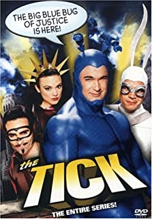 The Tick: The Entire Series