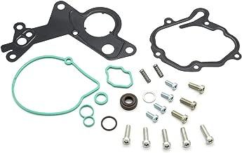 Carrfan Car Fuel Vacuum Pump Repair Kit, Vehicle Vacuum Tandem Pump Seal Kit for VW Skoda/Audi/Seat Ford 1.2 1.4 1.9 2.0 TDI