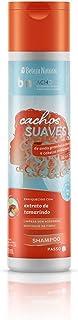 Shampoo Cachos Suaves, Beleza Natural, 300ml