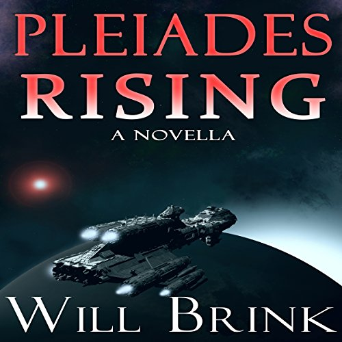 Pleiades Rising cover art