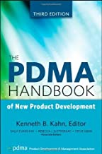 The PDMA Handbook of New Product Development by Kenneth B. Kahn (29-Jan-2013) Hardcover