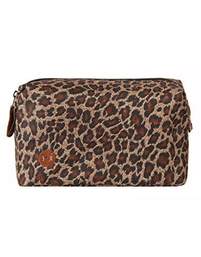 Mi-Pac Trousse à Maquillage Leopard