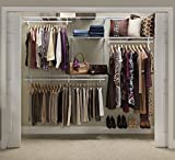 ClosetMaid 22875 ShelfTrack 5ft. to 8ft....
