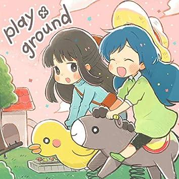 playground (feat. Kenneyon)