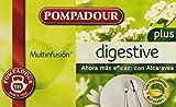 Pompadour Infusion Digestive Plus, 20 Bolsitas