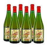 Cidre de la France -doux- Apfelwein (6 x 0,75L) -