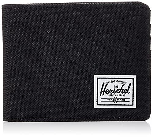 herschel portafoglio Herschel 10363-00165 Roy RFID Black