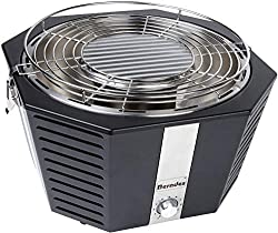 smokeless charcoal grill