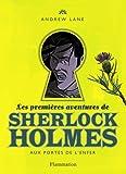 Les premières aventures de Sherlock Holmes, Tome 4 - Aux portes de l'enfer
